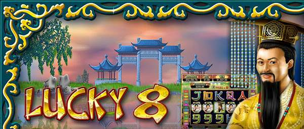lucky8 slot game