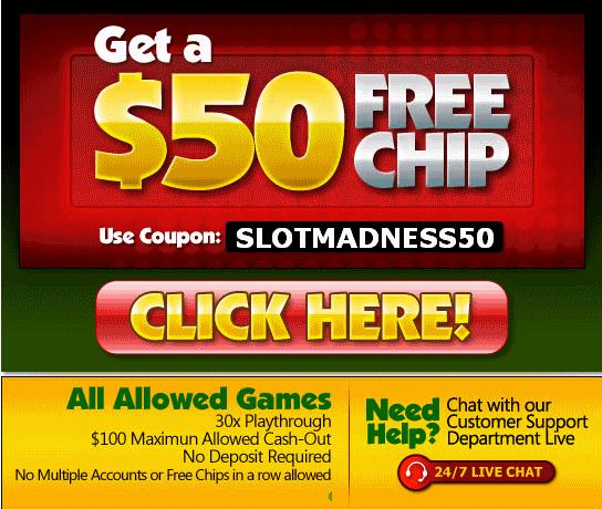 favorite casino no deposit bonus