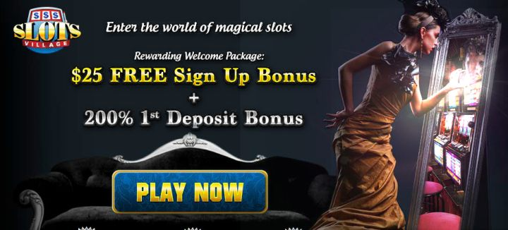 slots-village-casino-25free