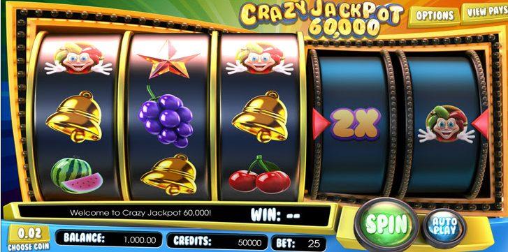 Crazy Jackpot