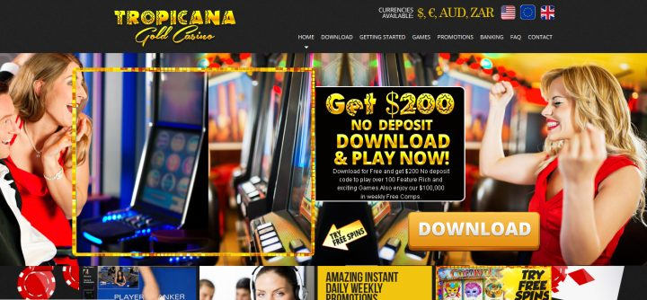 tropicana online casino live chat
