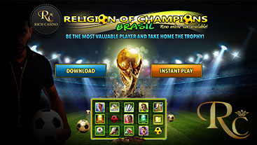 no deposit online casino champions football