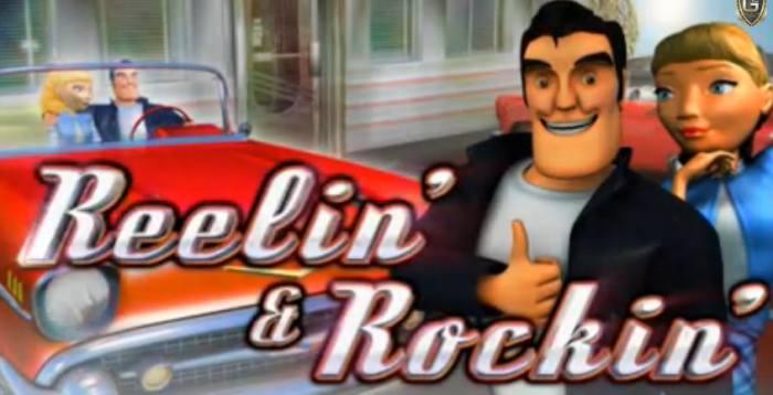 Reelin and Rockin Slot