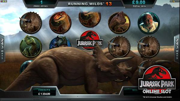 JurassicPark_07_TriceratopsWilds