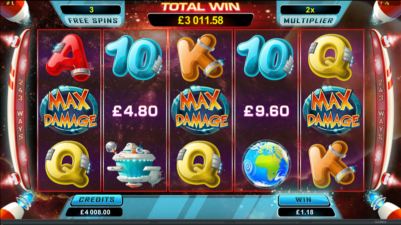 Max Damage Slot Machine - Play Online Video Slots for Free