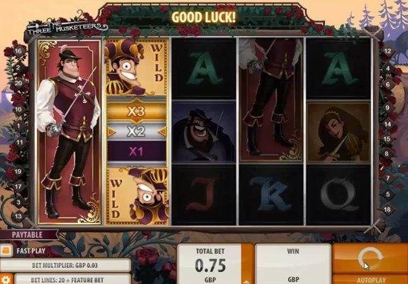 Online casino twister