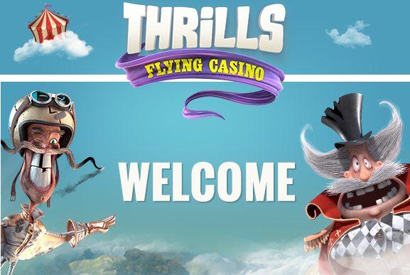 Thrills Casino | Play Easy Slider | Get Free Spins