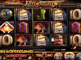 Pinocchio-Slot