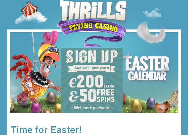 Thrills Casino | Spiele Magic Gate |Bekomme Free Spins
