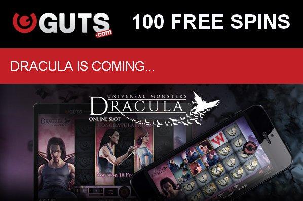 online casino free spins dracula spiele