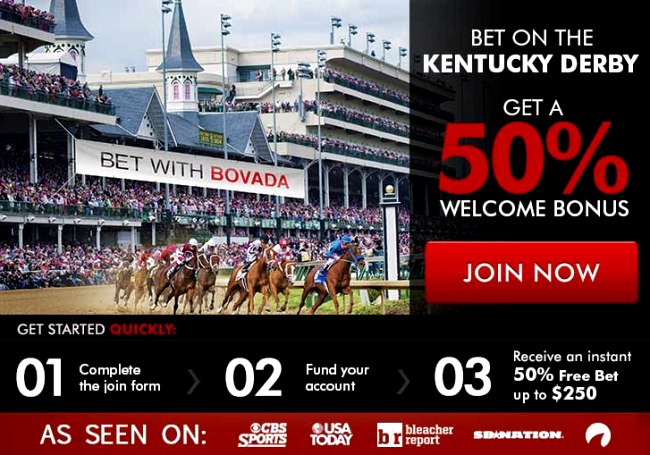Kentucky derby gambling online