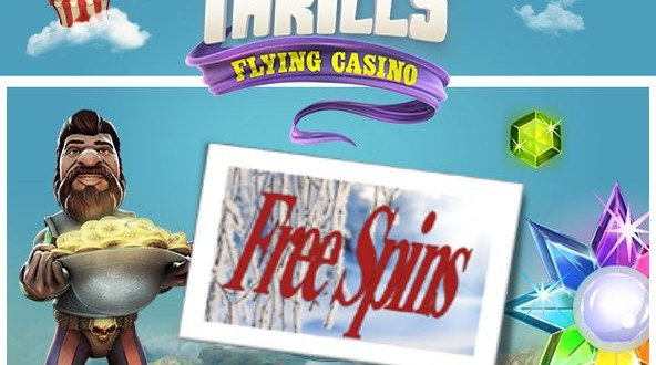 Thrills Casino Weekend 9th – 11th of October – €5000 Mega Raffle