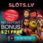 Slots-lv-21free