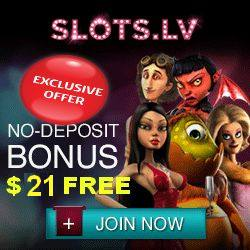Slots online free bonus no deposit