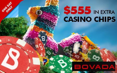 Bovada casino bonus chips