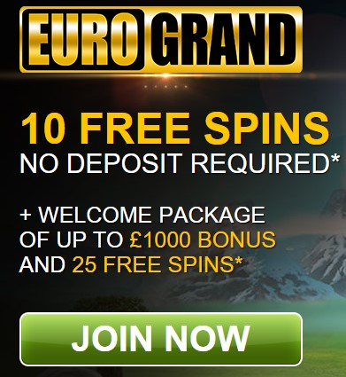 free casino spins no deposit required