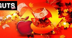 Guts Casino new October promotion with cash prizes and tons of free spins