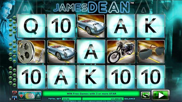 James-Dean-Slot