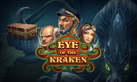 Eye of the Kraken Slot new Game from Play N Go live!