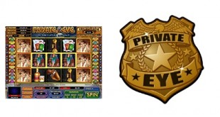 New game release at Lucky Club Casino Private Eye Slot powered bu Nuworks