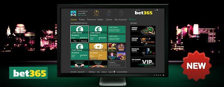 Bet365 poker client mac