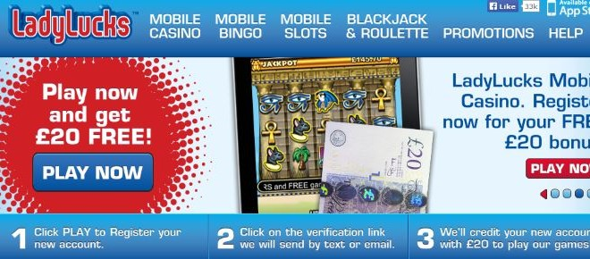 LadyLucks Mobile Casino Announces £10,000 Gibraltar Blackjack Tournament