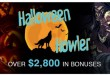 Up to $2,800 in Cash Up for Grabs with Slots.lv 's Halloween Howler
