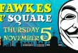 Guy Fawkes Fair N Square at BingoSKY