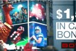 $1,500 in match bonuses with Bovada Thanksgiving Bonus Blowout promotion