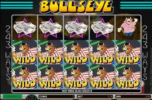bullseye-slot