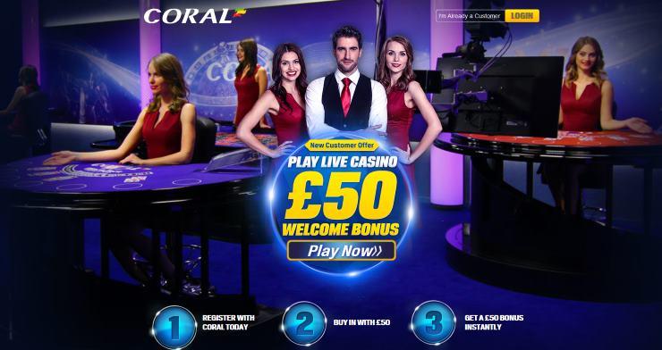 coral casino bonus wagering requirements
