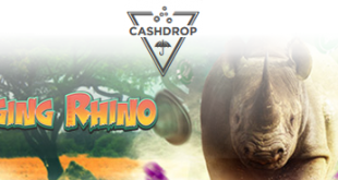 Raging Rhino €1,000 Cash Drop at Mr Green Casino