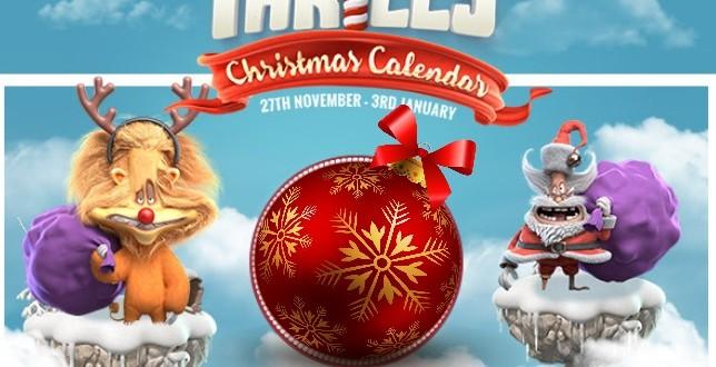 Thrills Casino bonus Tuesday December 1 Any Deposit = Free Spins