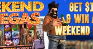 Vegas Crest Casino have launched a new 3D Slot with 10 free bonus