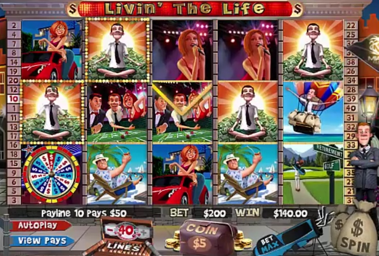 Living-tht-life-slot