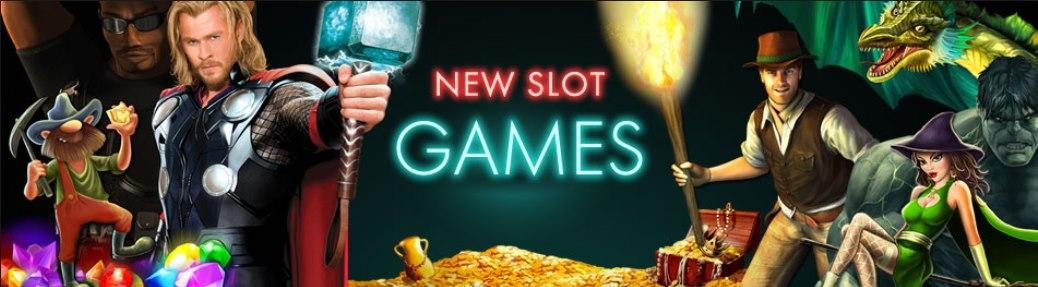 NEW SLOTS GAMES