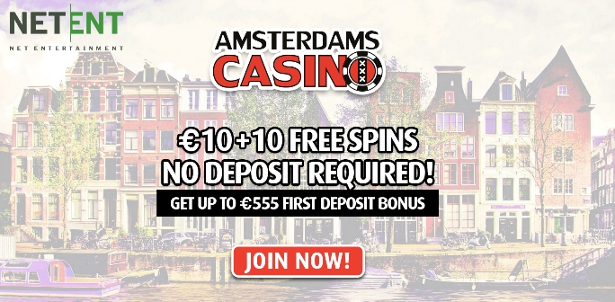 Amsterdams casino net las vegas strip gambling revenue