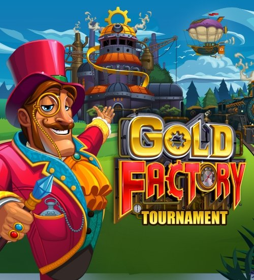 The March To Riches Online Casino Tournament - $75K In Prizes!