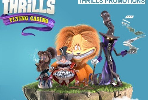 Thrills Casino bonus Tuesday, October 25th – Wager race
