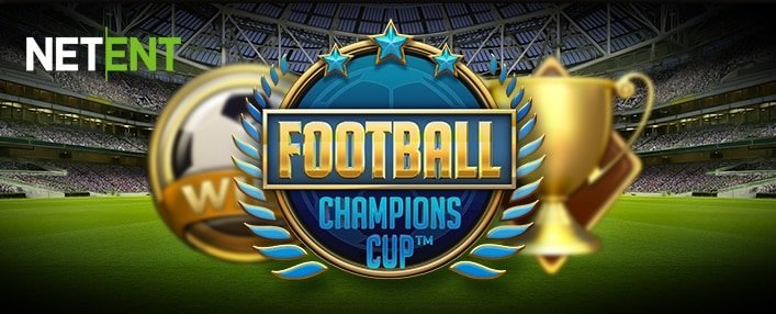 Football Champions Cup Slot - NetEnt - Rizk Online Casino Sverige