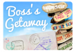 Win a trip in Prague or London – The Boss's Getaway