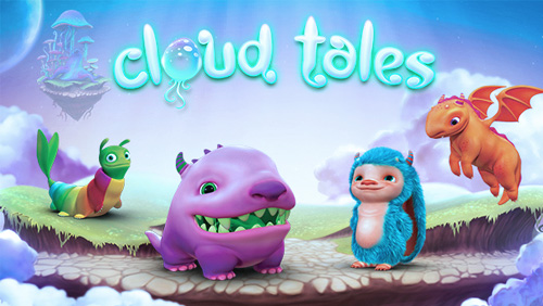 iSoftBet launch the new Cloud Tales slot