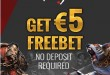 Tipbet now offering 5 free betting on eSports