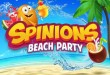 Quickspin releases Spinions Beach Party Slot