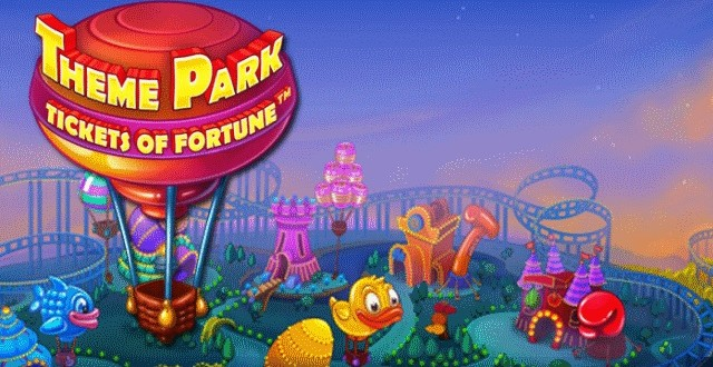 NetEnt announces new slot game Theme Park: Tickets of Fortune