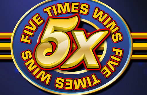 RIVAL New Progressive Game : Five Times Wins Mobile