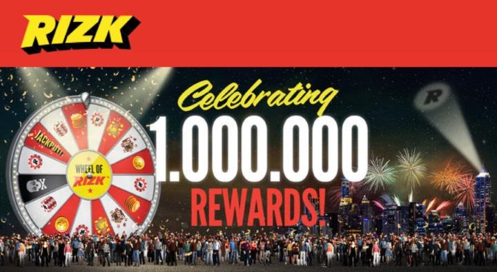 The Rizk Online Casino Halloween Progressive Jackpot