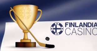 Finlandia Casino's Ice Hockey World Cup Promotion