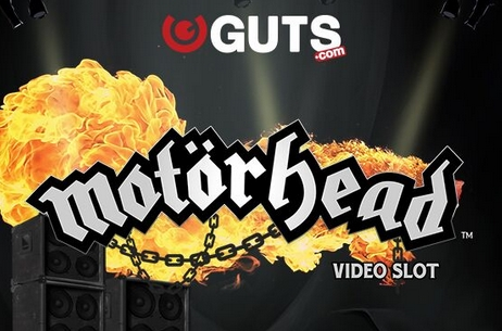 Reserve your backstage Free Spins on Motorhead video slot