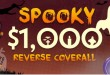 Spooky $1,000 Reverse Coverall at Cyberbingo